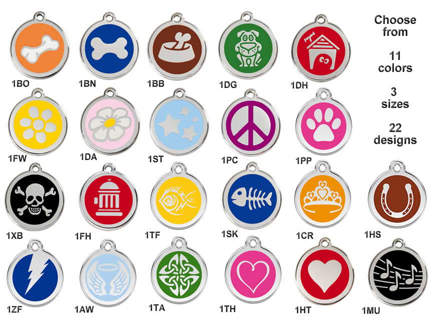 Creative Dog Tags For Dogs Online