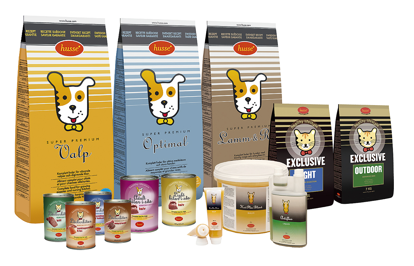 Excellent Pet Food Products